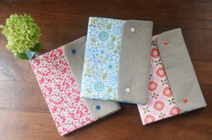 Snappy Composition Book Cover – FREE PATTERN