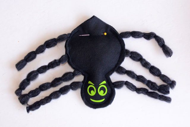 Flying Spider Bean Bags - Free Pattern and Tutorial