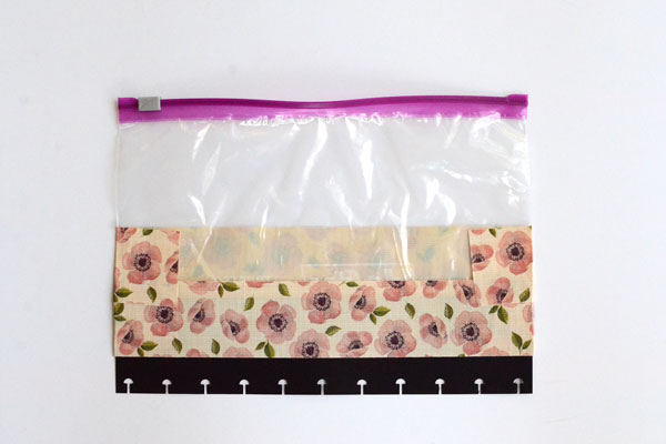 Duct Tape Pencil Pouch for Happy Planner - DIY Tutorial