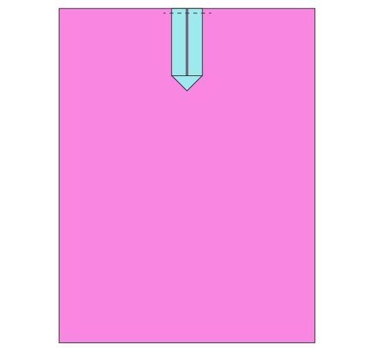 Easy DIY Drawstring Backpack Sewing Tutorial - step 3