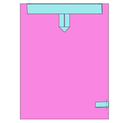 Easy DIY Drawstring Backpack Sewing Tutorial - step 7