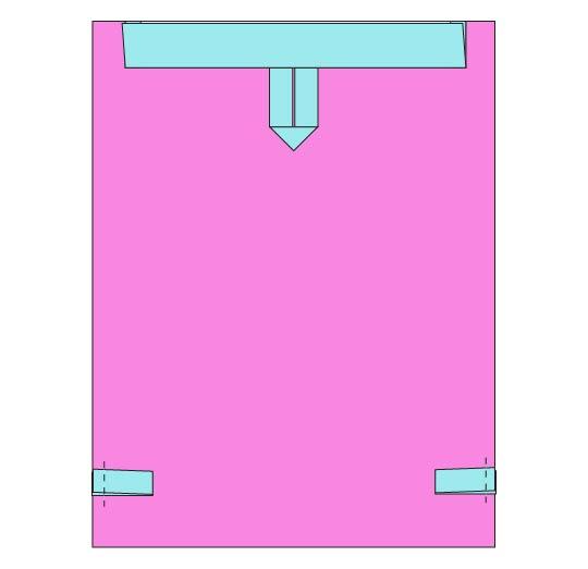 Easy DIY Drawstring Backpack Sewing Tutorial - step 8