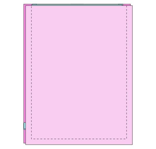 Easy DIY Drawstring Backpack Sewing Tutorial - step 9