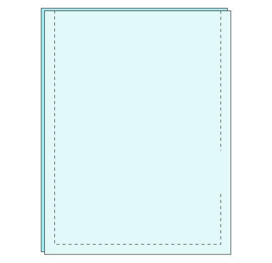 Easy DIY Drawstring Backpack Sewing Tutorial - step 11