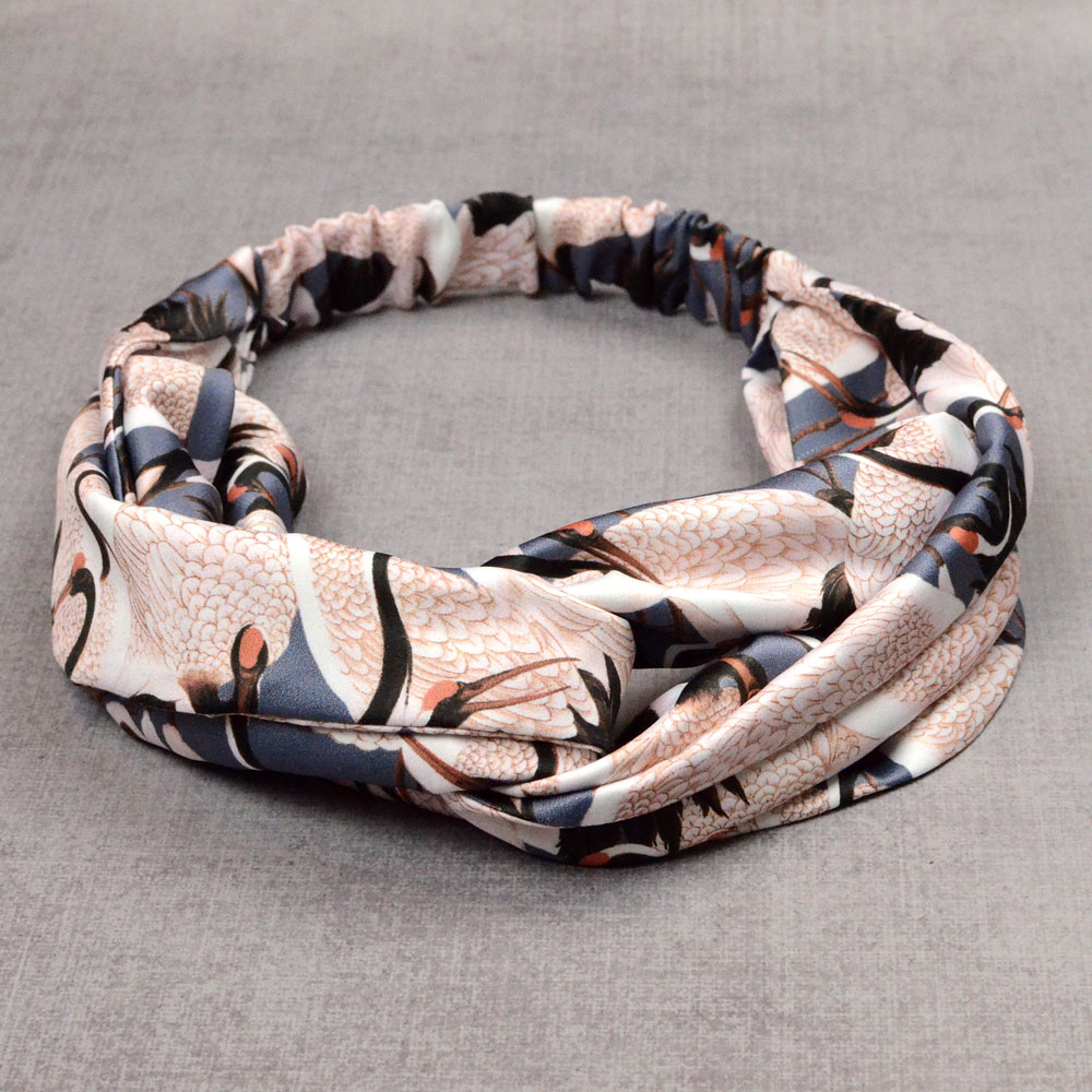 Twist Turban Headband by Orange Bettie