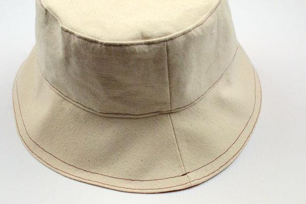 Bucket Hat Tutorial Step 12