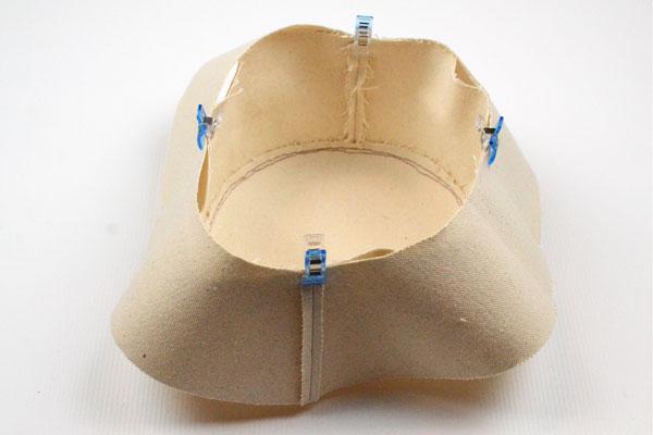 Bucket Hat Tutorial Step 6