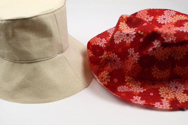Bucket Hat Tutorial Step 9